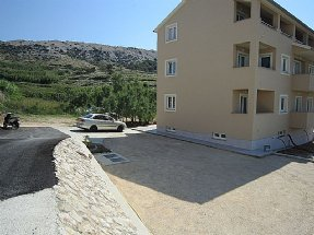 Appartements DAMIR Pag (059) 2