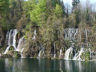 National Park of Plitvice Lakes